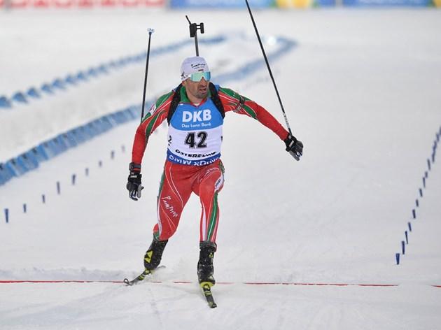 Владимир Илиев завърши 35-и в класирането за Световната купа
