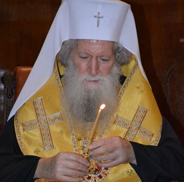 Снимка Българска патриаршия