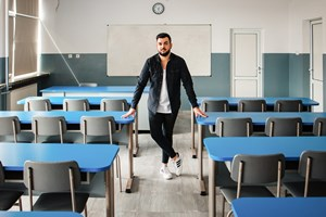 Учителят възпитава и формира хора