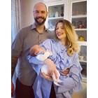 Дидо показа бебето