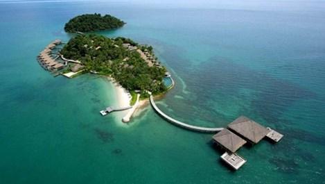 Корабокруширайте ваканционно на този остров