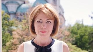 Йорданка Фандъкова: Моят съпруг е кметът вкъщи