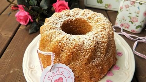 История на кекса (+рецепта за английски кейк)