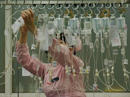 Пекин отчете рязък спад на случаите на грип