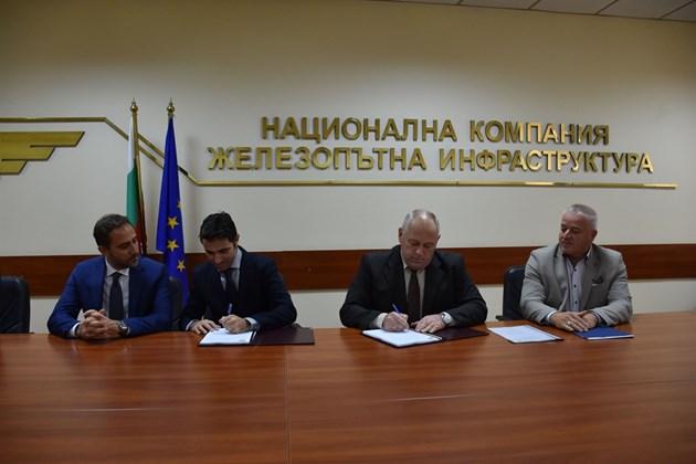 Строят сигнализацията на жп линията  Пловдив - Бургас за 185 млн. лева