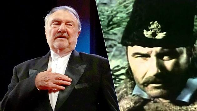 Великият актьор Васил Михайлов: Гледам Петко войвода и плача!