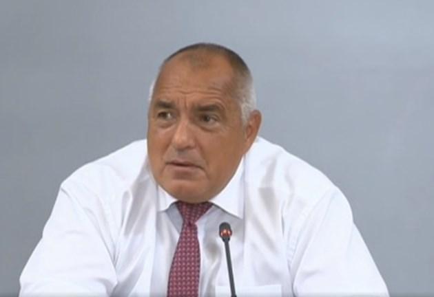 Борисов обвини Радев, левите и десните в сценарий срещу еврото