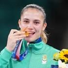 Олимпийската шампионка Ивет Горанова спечели сребърен медал на Балканиадата