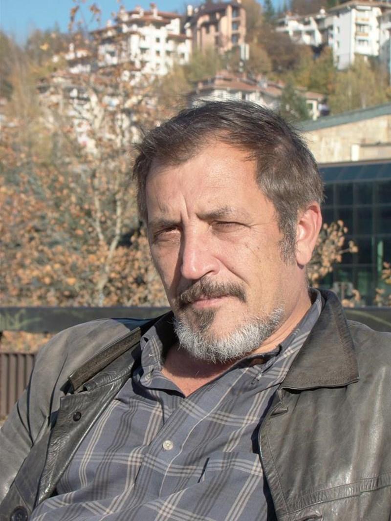 Григор Толев, снимка личен архив