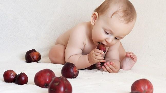 Как детето да хапва повече плодове и зеленчуци