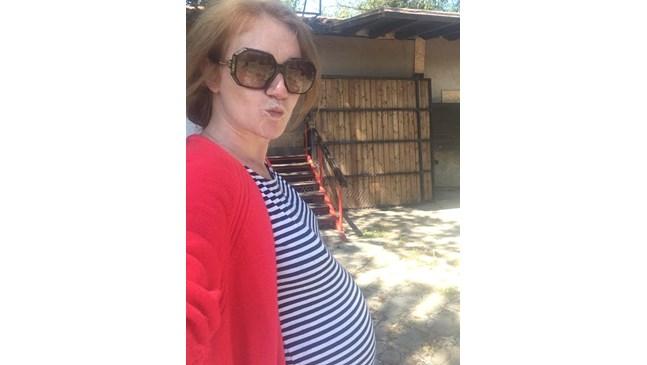 Актрисата Гергана Плетньова роди момче