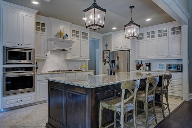 Кухнята в бяло идва на мода Снимки pixabay.com