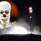 Страшен клоун напада шофьори