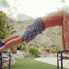Гришо тренира със столове