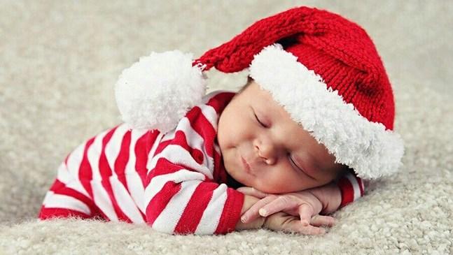 Писмото на Дядо Коледа до твоето бебе