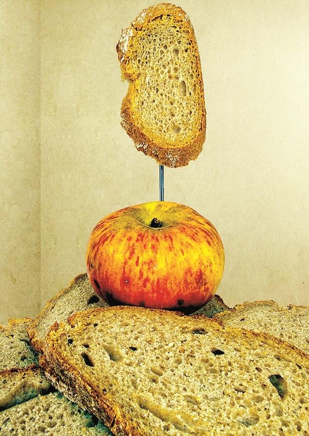 Отпадъците от хлебни изделия в развитите държави също са много