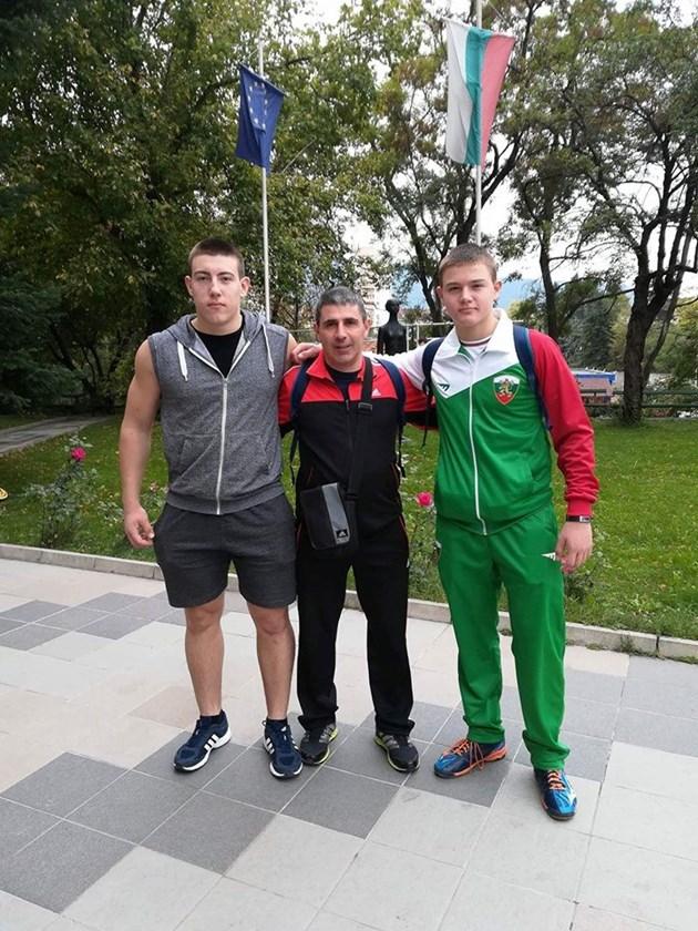 Световният шампион по щанги Стефчо Христов: Величко Чолаков е моят идол!