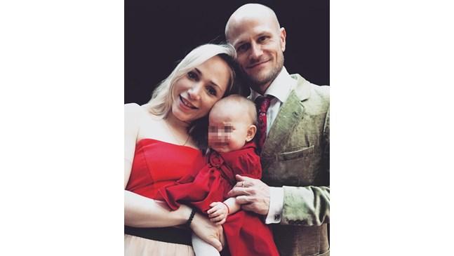Внучката на Тодор Колев с ЧРД на детето