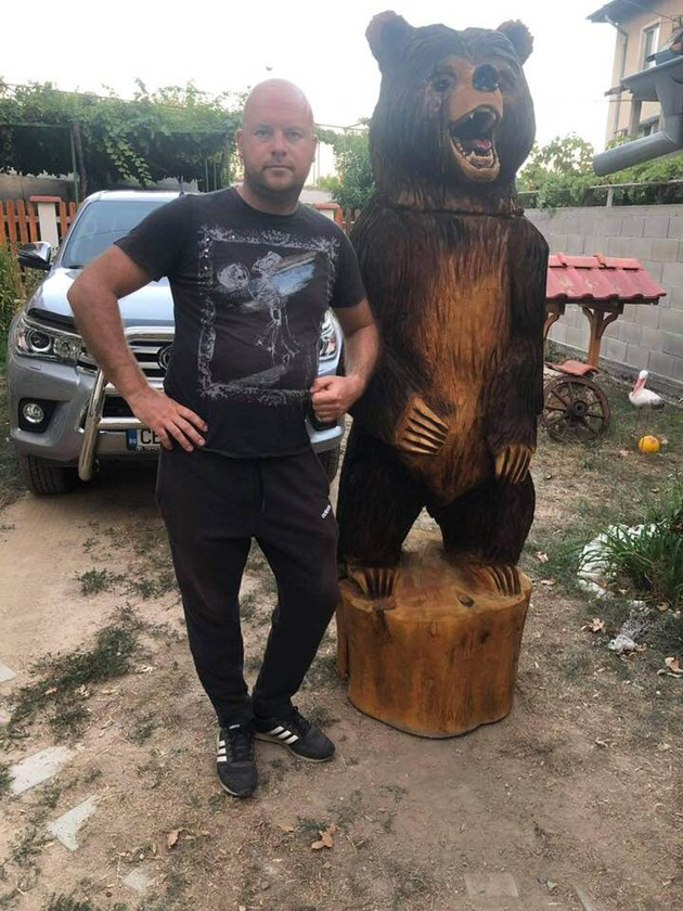 Тотем на мечка пази от болести