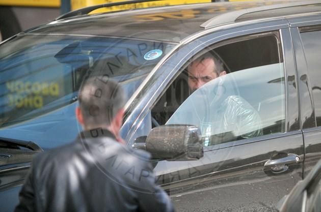 ММА боец подкара повредена кола