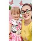Цвети Радойчева празнува с дъщеря си