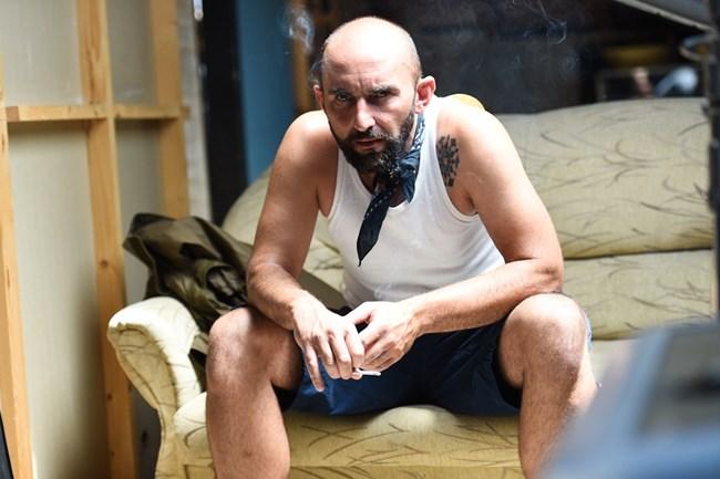 """Христо Петков беше в ролята на Асен Чанов в """"Дяволското гърло"""".  СНИМКИ: НОВА ТВ"""