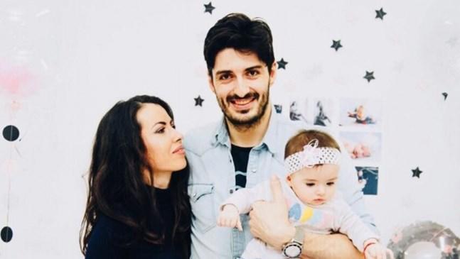 Волейболистът Скримов и красивата учителка Силвия имат второ дете