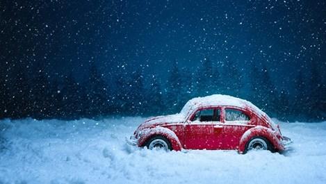 5 неща, които не трябва да оставяме в колата през зимата