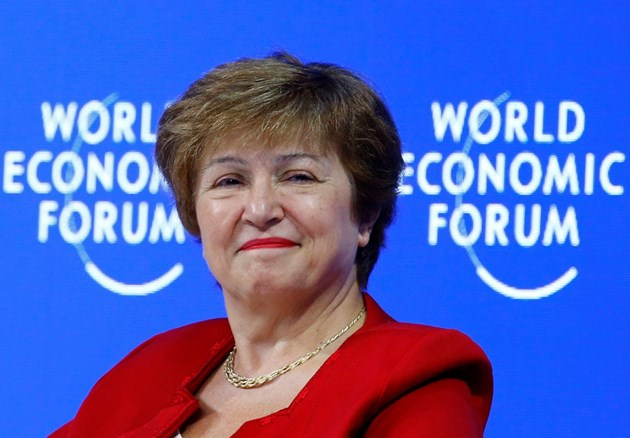 Ройтерс: Кристалина Георгиева може да оглави МВФ след оставката на Кристин Лагард