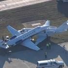 Два малки самолета се сблъскаха в Тексас (Видео)