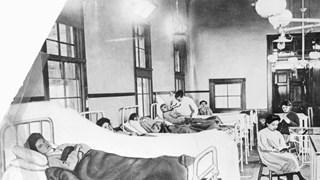 Готвачката Мери пали две епидемии от тиф, а доктор заразява 29 страни с ТОРС