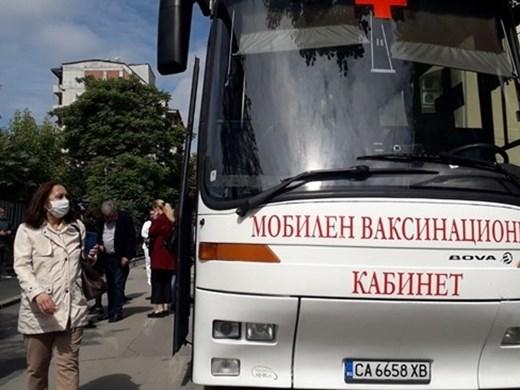Зелени коридори за ваксинация тръгват днес в три мола в София