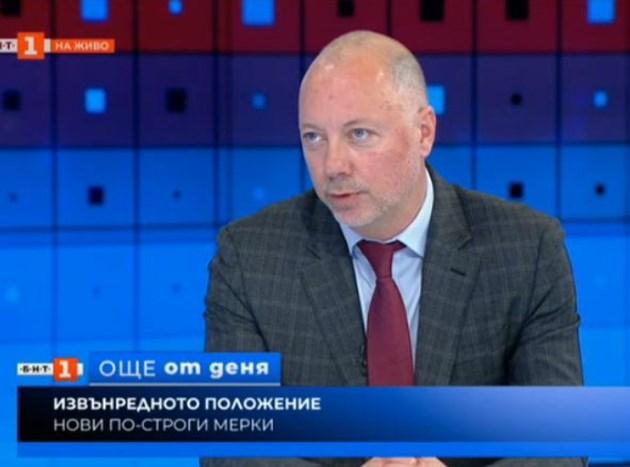 Желязков: Не поставяме областните градове под карантина