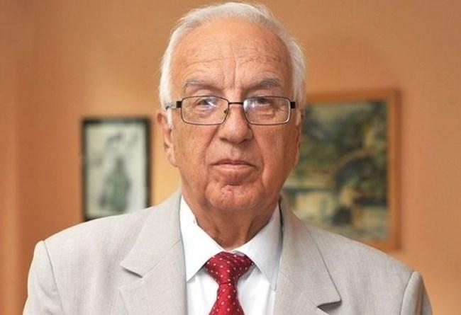 проф. Христо Мермерски, снимка: личен архив