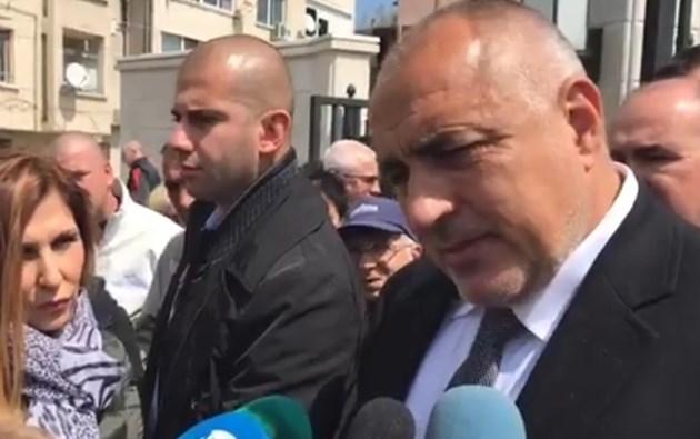 Борисов: Надявам се капанът срещу главния прокурор да щракне за тези, които го подготвиха (Видео)