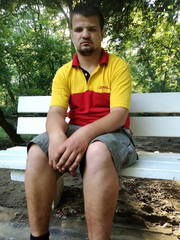 26-годишният Петромир: Прося работа, не пари