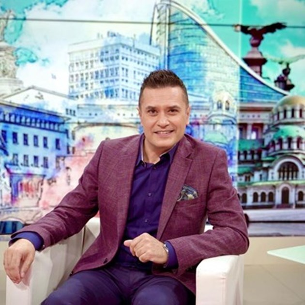 Георги Любенов с Ковид-19