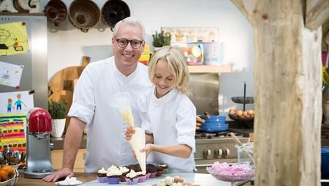 Рудолф ван Веен направи предаване за малки пекари