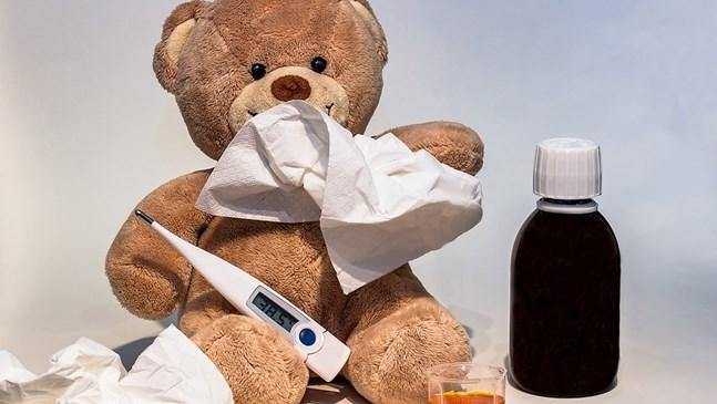 Уверете се, че приемате достатъчно количество цинк, за да не се разболявате