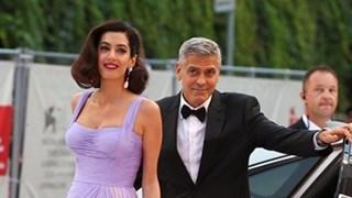 Джордж Клуни: Синът ми прилича на лос