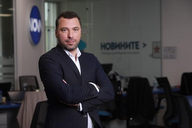 """Константин Караджов остави Би Ти Ви, вече е изпълнителен продуцент в """"Нова нюз"""""""