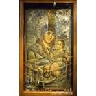 Усмихната Богородица пази от обири