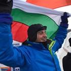 Петър Стойчев отново е световен шампион в ледени води с подобрен рекорд