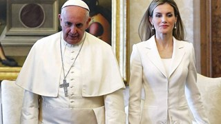 Жените, които могат да носят бяло пред папата