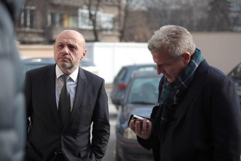 Вицето Томислав Дончев бе първият разпитан свидетел днес.
