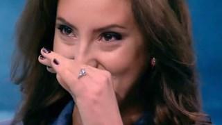 Катрин Тасева се разплака в ефир