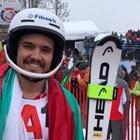 Алберт Попов отпадна в първия манш на слалома в Оре