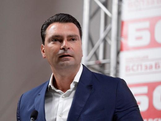 Калоян Паргов отново начело на БСП в София след оспорвана надпревара