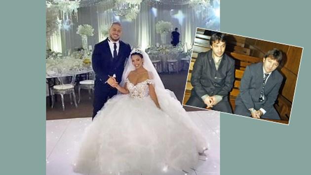 Племенничката на Маргините се омъжи
