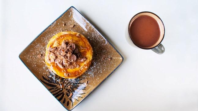 Марокански палачинки